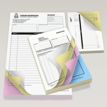 Duplicate & Triplicate Forms