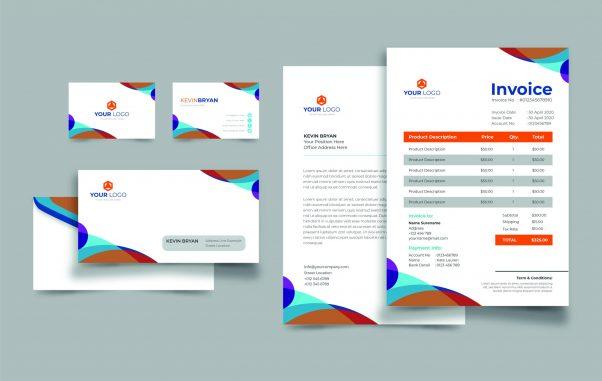 Business Stationery Starter Pack