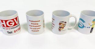 Custom Branded Mugs