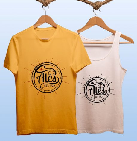 Printed T-Shirt Design
