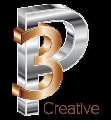 P3 Creative Logo